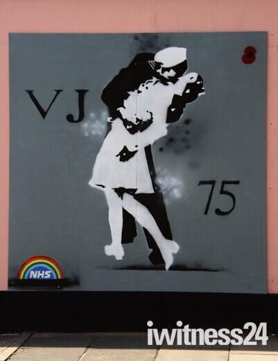 Banksy in Hadleigh?