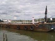 Dropped anchor at Woodbridge