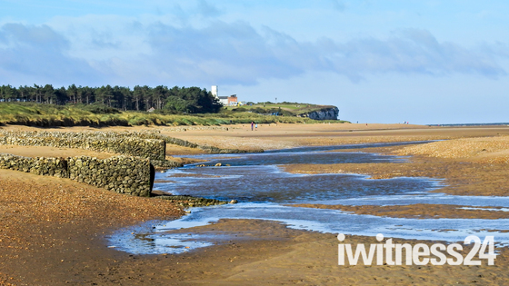 Project 52: Norfolk Beaches