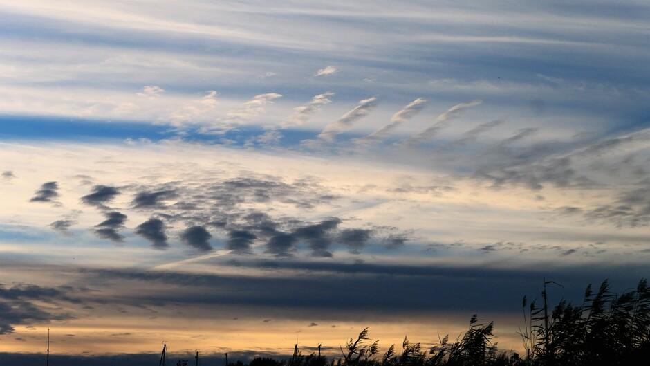 Veelvormige wolken