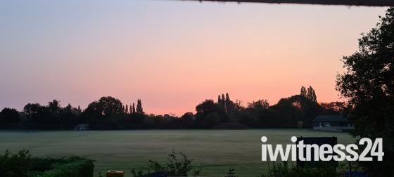 Pretty misty dawn