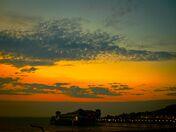 Magnificent Golden Hour Sunset…