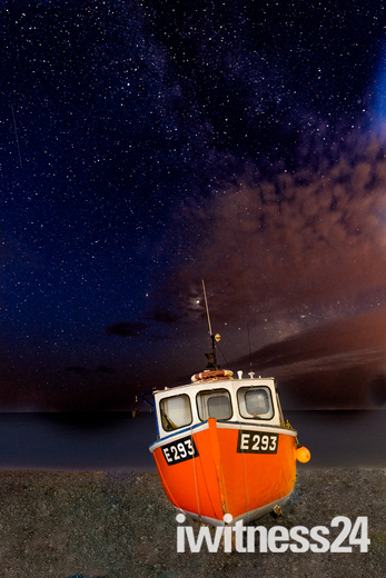 One Starry Night at Branscombe