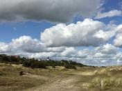 Windy wonderful Winterton-on-Sea on Sea