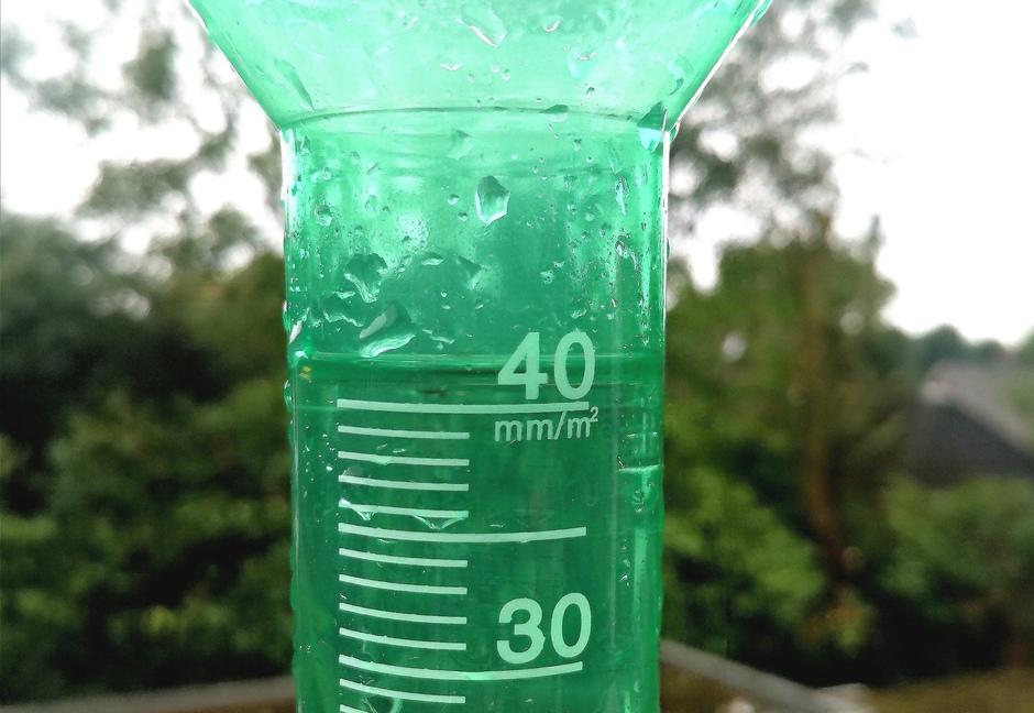 Eindelijk regen in Limburg!