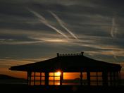 Sheltered Sunset