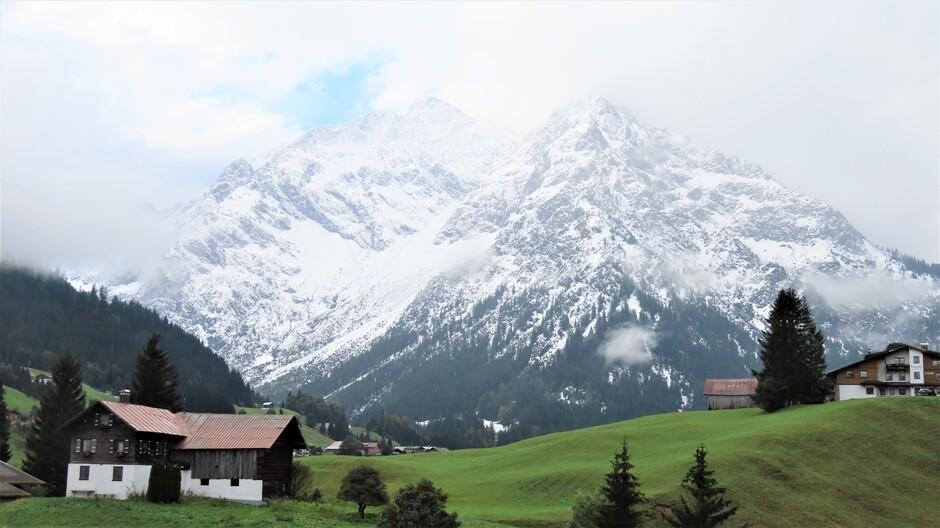 Alpen: onbestendig