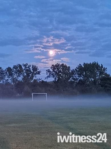 Misty Football Training
