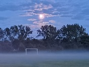 Misty Football Training