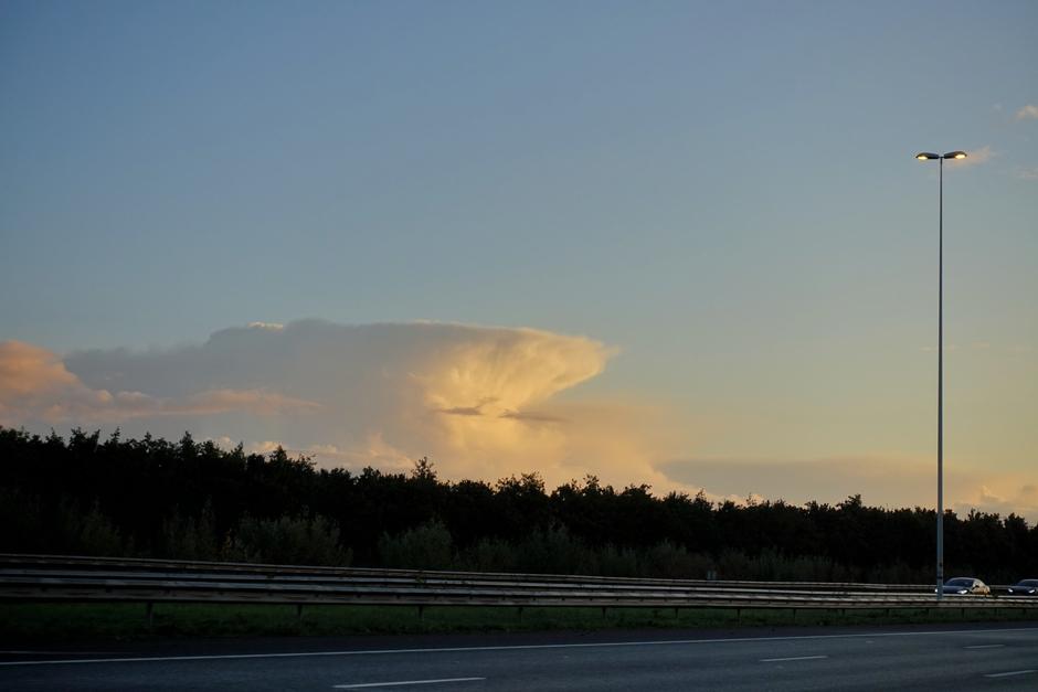 Cumulus....?