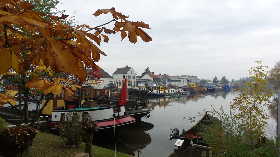 Belcrumhaven in Breda.