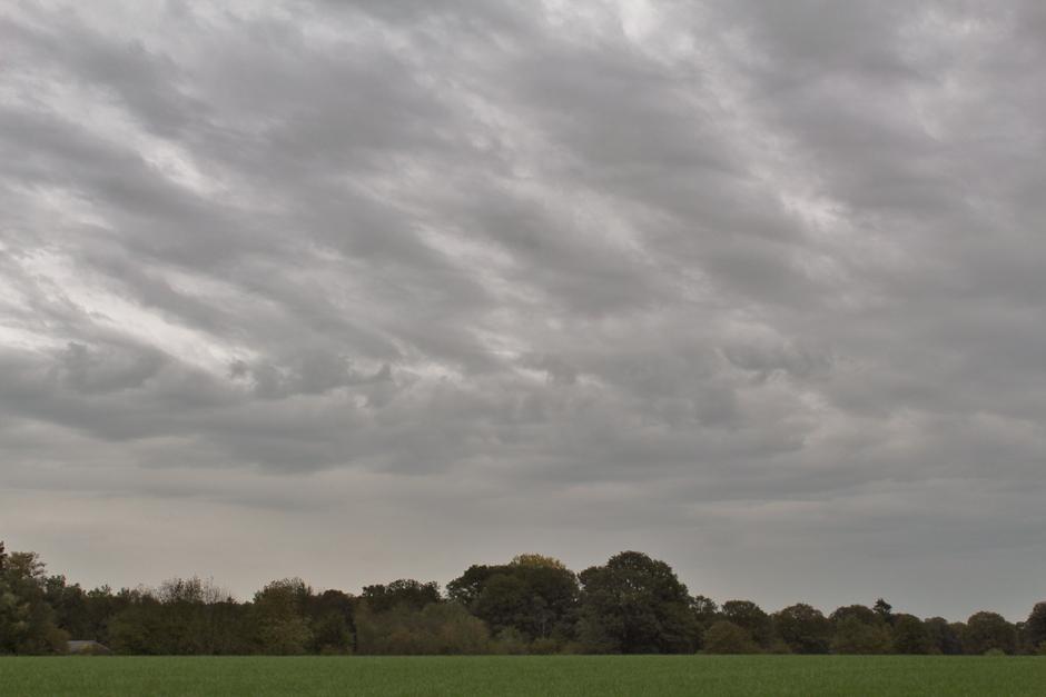 hele wolkenbeleving hier in het oosten vanmiddag