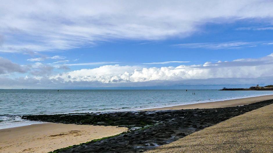 Stapelwolken en toenemende bewolking