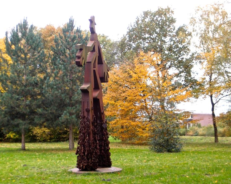 25-10-2020 Herfst in het park