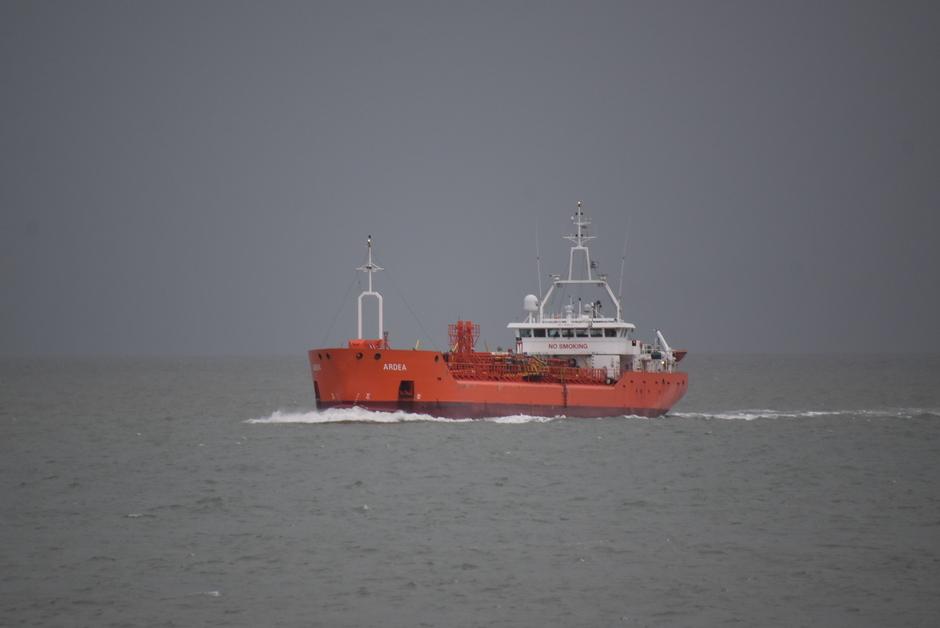 Rood van de boot