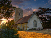 Ramsholt Church.