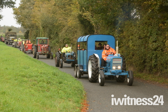 Bardwell Charity Tractor Run 2020