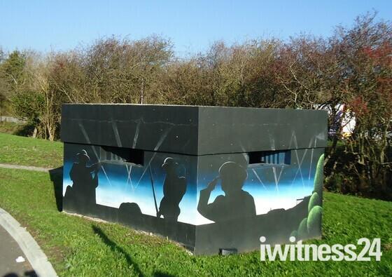 Pillbox Commemoration