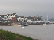 A cold morning in Exmouth