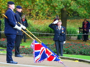 Remembrance Day Special Christchurch Park Ipswich Suffolk