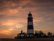 Happisburgh Sunset