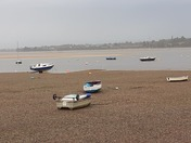 A tranquil morning by the estuary