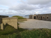 Brean Down Fort