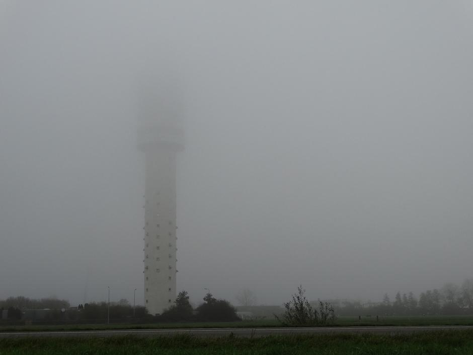 Nog steeds dichte mist