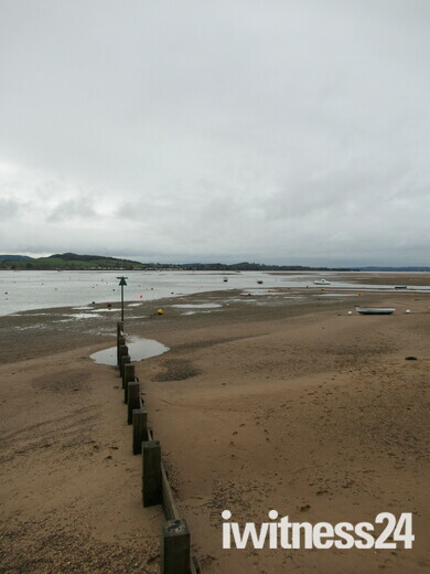 Starcross View from Exmouth on Friday 20th November 2020