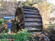 Water Wheel, opposite Manor Gardens