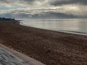 November Morning on Exmouth Quay