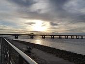 Aurumn at Severn Beach