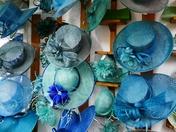 PROJ 52, BLUE, ALL SHADES OF PRETTY HATS