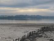 Views from Levington Marina, Levington.