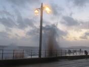 wild seafront