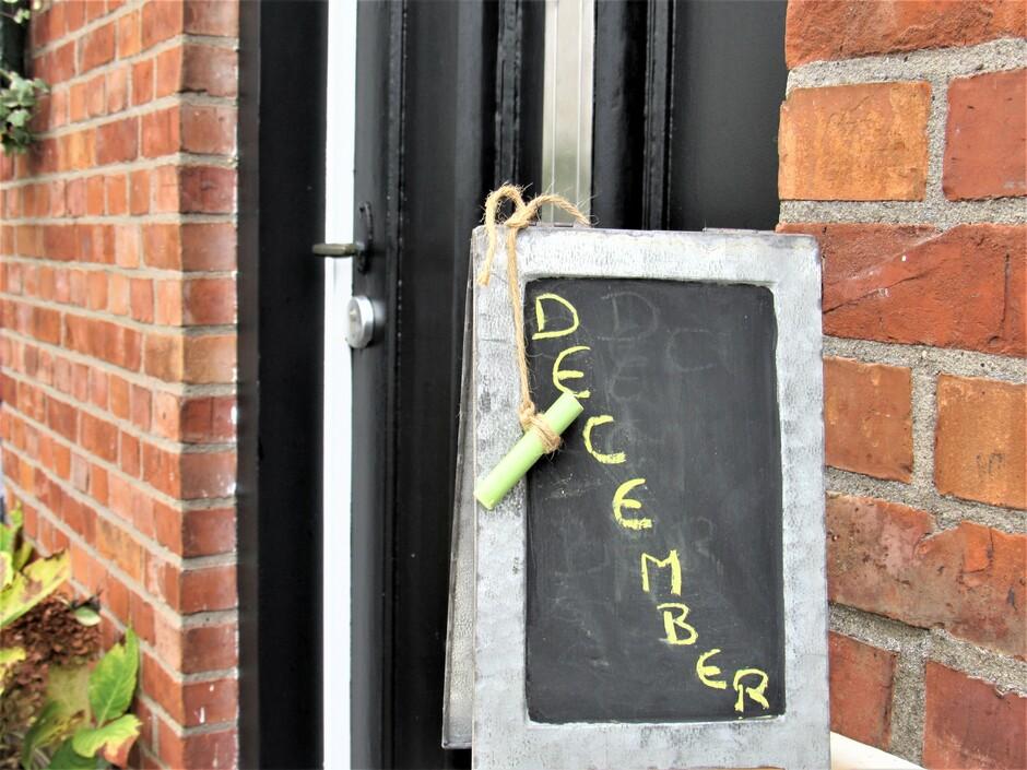December staat voor de deur