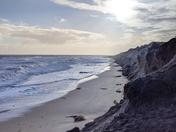 Spot the seal at Winterton-on-sea