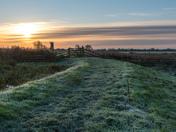 Upton morning.  A seasons change. Project 52