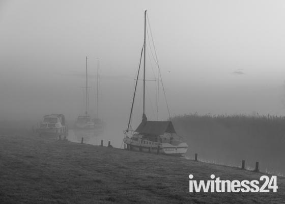 Upton Mist, a seasons change Poject 52