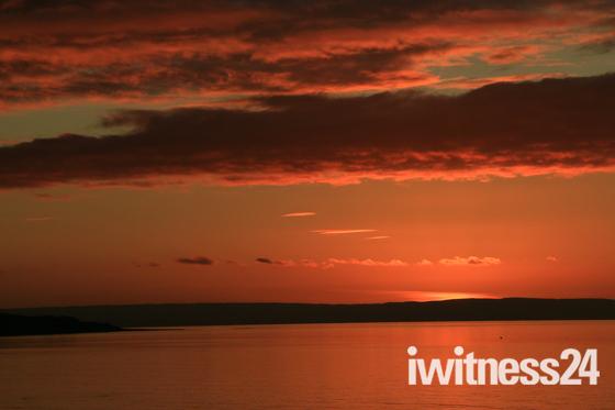 Birnbeck Sunsets