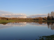 Reflections in the Southern Park Bowthorpe