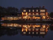 The Wherry Hotel at Oulton Broad