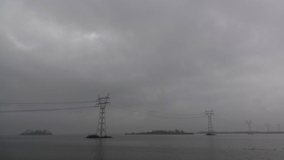 Rondje Veluwemeer.. ook vandaag een grijze dag