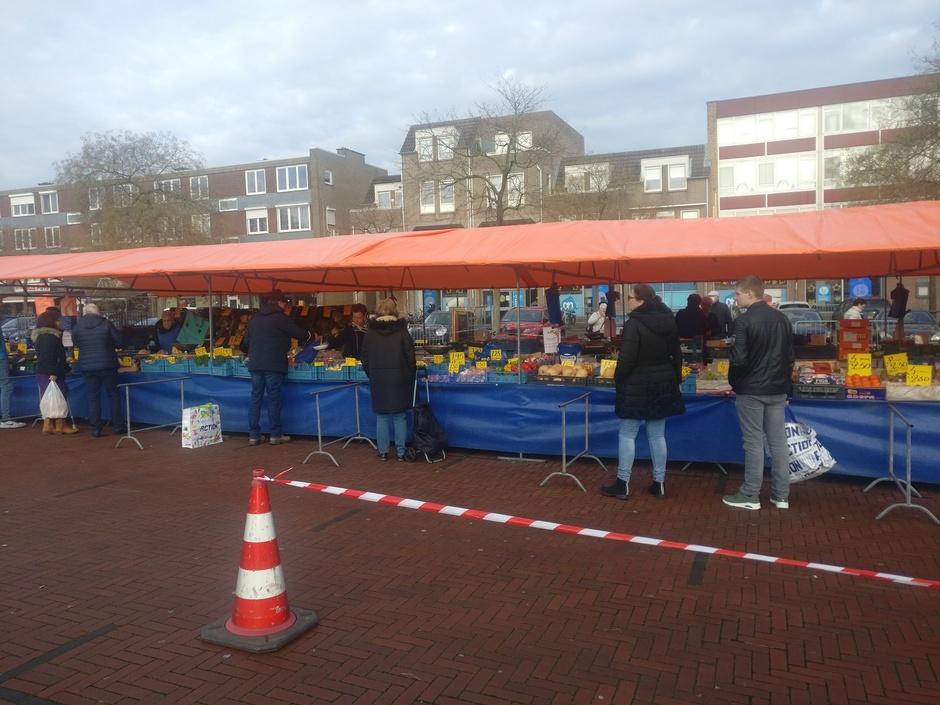 Weekmarkt.