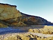 Colourful Cliffs at Happisburgh