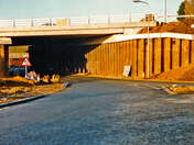 Capel St Mary Underpass