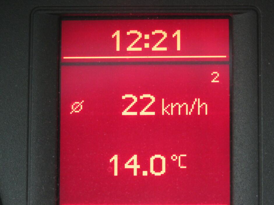 met 14 graden zacht weer vandaag