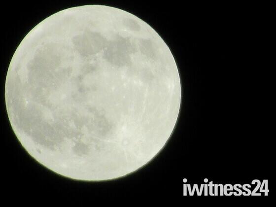 Last full moon in December 2020