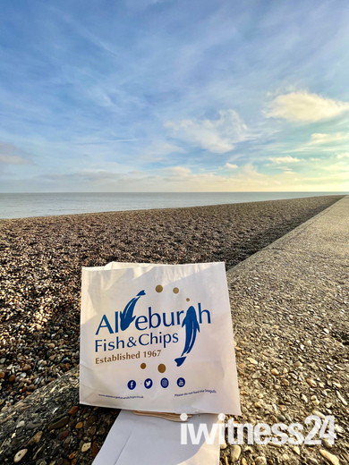 Aldeburgh fish and chips