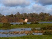 floods over Bungay common